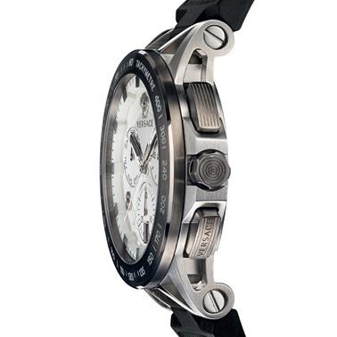 Versace Saat Siyah